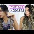 Mayse Cavalcante: Como matizar o cabelo em casa