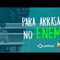 Teaser ENEM 2018 no Politize! | com o Prof. Fábio Monteiro