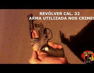 Raio apreende arma de fogo no Sertão