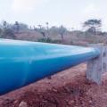 Conserto de vazamento paralisa abastecimento de água na região de Bebedouro