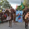 Festa de São Cristovão começa com tradicional cavalgada, em Santana do Ipanema