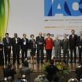 Dilma diz que combate à corrupção no Brasil é prática de Estado e depende de uma imprensa livre