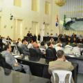 Seinfra apresenta na ALE andamento das obras no Canal do Sertão