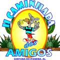2ª Caminhada dos Amigos mobiliza santanenses neste sábado (3)