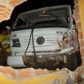 Caminhão perde controle e mata criança de 7 anos em Taquarana