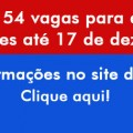 Ufal abre 54 vagas para docentes até o dia 17 de dezembro