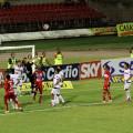 Paraná vence o CRB por 2 a 0 e complica o rival na luta contra degola