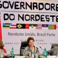Dilma e governadores do Nordeste discutem sobre a seca na sexta