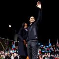 Barack Obama vence Mitt Romney e é reeleito presidente dos EUA