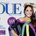 Susana Vieira é Musa em Revista Alagoana