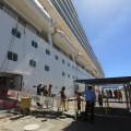 Maceió fica aquecida com chegada de mais de 7 mil visitantes em navios de cruzeiro