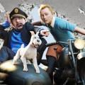 Sequência de 'Tintin' deve ser lançada em 2015