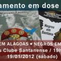 Lançamento em dose dupla: Lampião em Alagoas e Negros em Santana