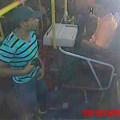 PC divulga imagens de assaltos a ônibus