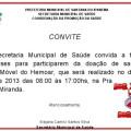 Prefeitura de Santana realiza campanha