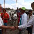Governador visita municípios atingidos pela seca