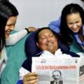Venezuela divulga primeiras fotos de Chávez após cirurgia em Cuba