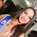 Miss representa o Brasil fora do País