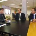 Presidente da Arsal destaca licitação do transporte durante encontro no TJ/AL