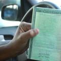 Termina amanhã prazo para licenciamento de carros com placa final 1