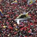 O povo idolatra Chávez e Veja vê herança maldita