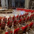 No primeiro dia do conclave, fumaça será emitida até o começo da noite