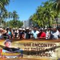 Forrozeiros vão às ruas de Maceió em apoio ao cantor Dominguinhos