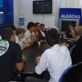Setur-AL apoia projeto 'Mapeamento de Atividades Econômicas' de alunos da UFAL