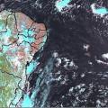 Fim de semana com ocorrências de chuvas em algumas regiões