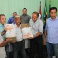Governo do Alagoas entrega sementes no Sertão