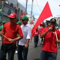 Sindpol participa do ato público em defesa de Alagoas
