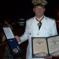 Comandante do 3°BPM recebe homenagem em Brasília