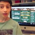 Brasileiro de 12 anos cria aplicativo para gerenciar notas escolares