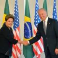 Vice-presidente dos EUA diz que Brasil é exemplo de democracia