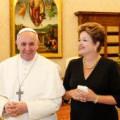Conheça a agenda do papa Francisco no Brasil
