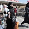Refugiados sírios superam 2 milhões; ONU vê risco de 'geração perdida'