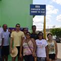 Visita de familiares de José Cândido à Santana do Ipanema