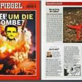 Der Spiegel: Snowden, o Homem Bomba!