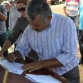 Prefeito Mário Silva assina convênio para construção da Academia da Saúde de Santana do Ipanema