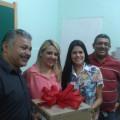 Prefeito acompanha entrega de kits para Unidades de Saúde Básica