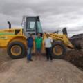 Secretaria de Obras de Santana do Ipanema realiza limpeza de barragem na comunidade do Serrote dos Franças
