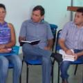 Secretário Luiz Carlos participa de reunião visando implementação do Proinf 2014