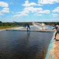 Prefeito de Santana recebe Ministra e Governador em inauguração do Programa Água Doce