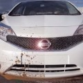 Nissan desenvolve nova tinta que mantém carro limpo
