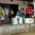 Sementes e polpas de frutas são distribuídas no Povoado São Raimundo em Santana do Ipanema
