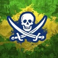 Brasil é 4º em lista de pirataria de filmes na internet