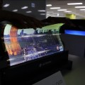 LG exibe protótipos de telas flexíveis e transparentes; confira
