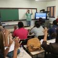 Professores podem fazer cursos gratuitos de libras e educação inclusiva