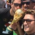 Fifa confirma dano em taça alemã, mas garante que original está intacta