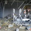 Estádio do Shakhtar Donetsk é bombardeado na Ucrânia